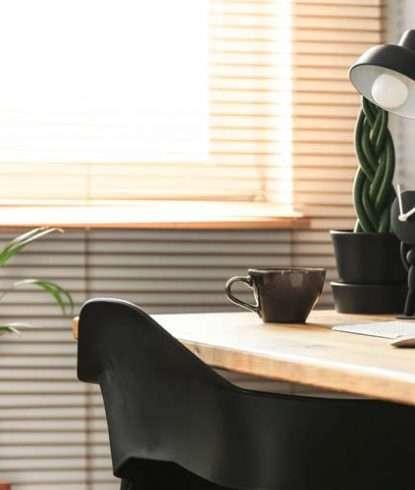 Persianas e Cortinas para home office: 4 sugestões incríveis