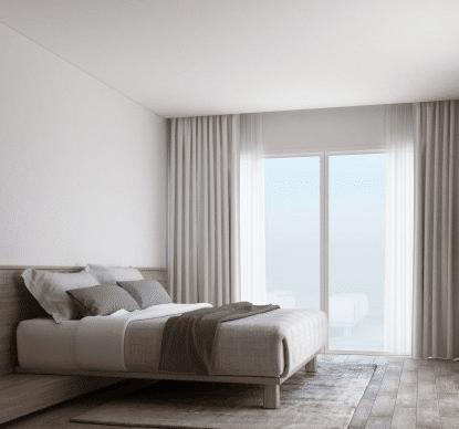Tipos de cortina: como escolher o modelo ideal para cada cômodo