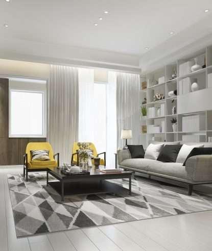 Modelos de cortina para sala: conheça os melhores!