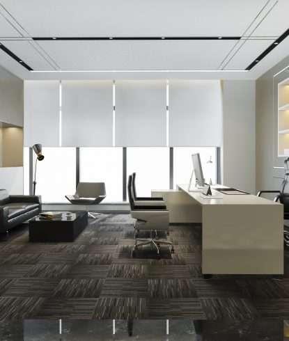 Decoração para escritório: elementos essenciais para um ambiente harmônico