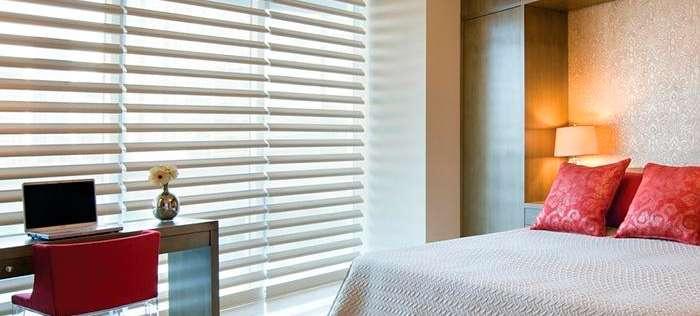 persiana para quartos