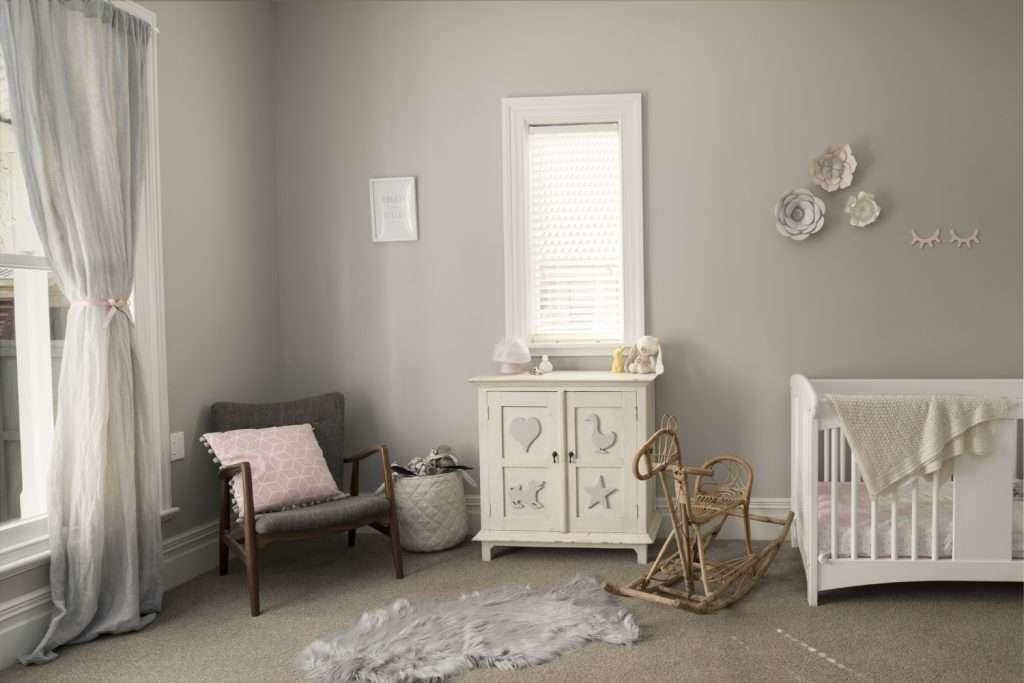 como decorar quarto de bebê: Móveis planejados
